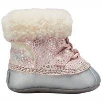 Sorel Youth Infant Caribootie II Dusty Pink